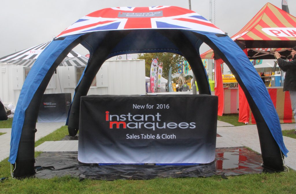 3m Inflatable Tent Hire
