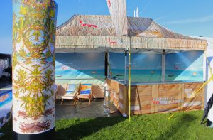 6m x 3m Pop Up Bar