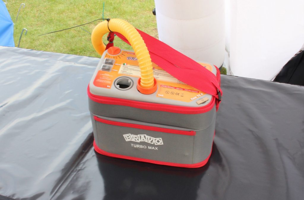 Portable Turbo Pump