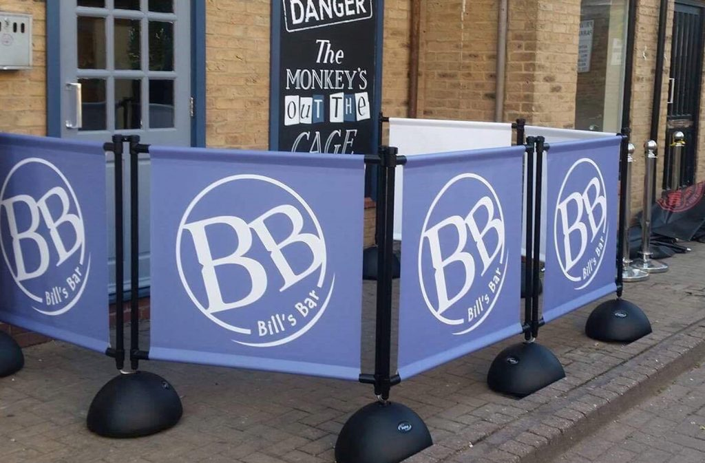 Printed Event Barriers