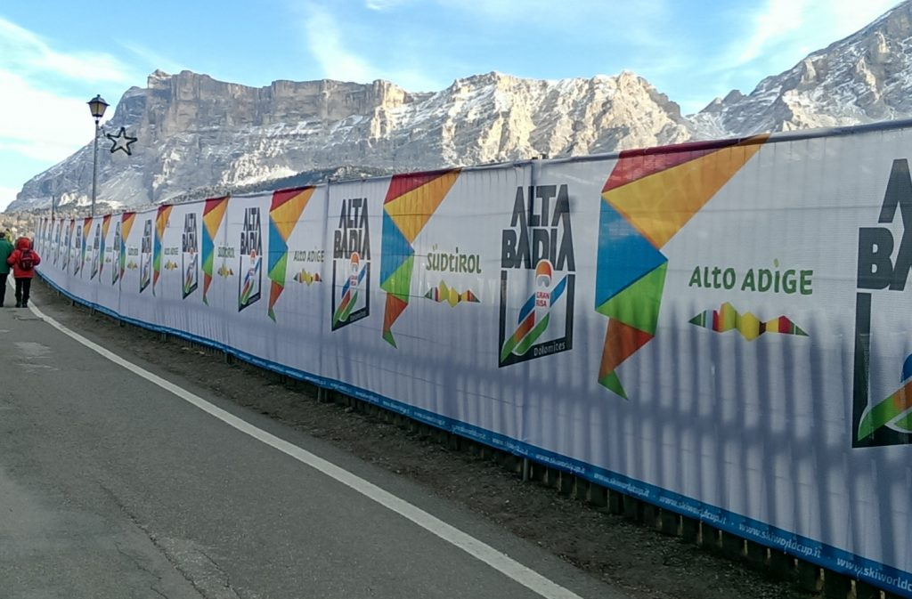 Printed Fence Covers